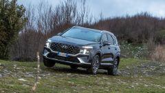 Nuova Hyundai Santa Fe: trazione integrale e motore full hybrid
