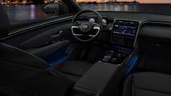 Nuova Hyundai Tucson 2021, gli interni