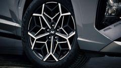Nuova Hyundai Tucson N Line: gli inediti cerchi in lega
