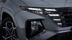 Nuova Hyundai Tucson N Line: i nuovi paraurti