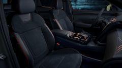 Nuova Hyundai Tucson N Line: i sedili sportivi con il logo N nello schienale