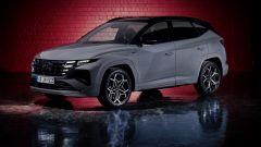 Hyundai Tucson N Line: in video la versione sportiva del SUV coreano