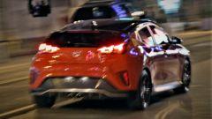 Nuova Hyundai Veloster 2018: il nuovo posteriore