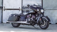 Indian Chieftain Dark Horse, la bagger nera come la notte - Immagine: 3