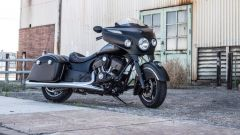 Indian Chieftain Dark Horse, la bagger nera come la notte - Immagine: 1