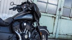 Indian Chieftain Dark Horse, la bagger nera come la notte - Immagine: 6