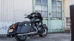 Indian Chieftain Dark Horse, la bagger nera come la notte - Immagine: 5