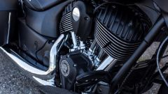 Indian Chieftain Dark Horse, la bagger nera come la notte - Immagine: 12