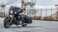 Indian Chieftain Dark Horse, la bagger nera come la notte - Immagine: 2