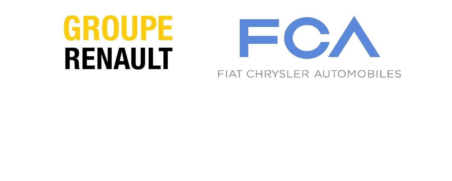 Nuova ipotesi di fusione fra FCA e Renault-Nissan