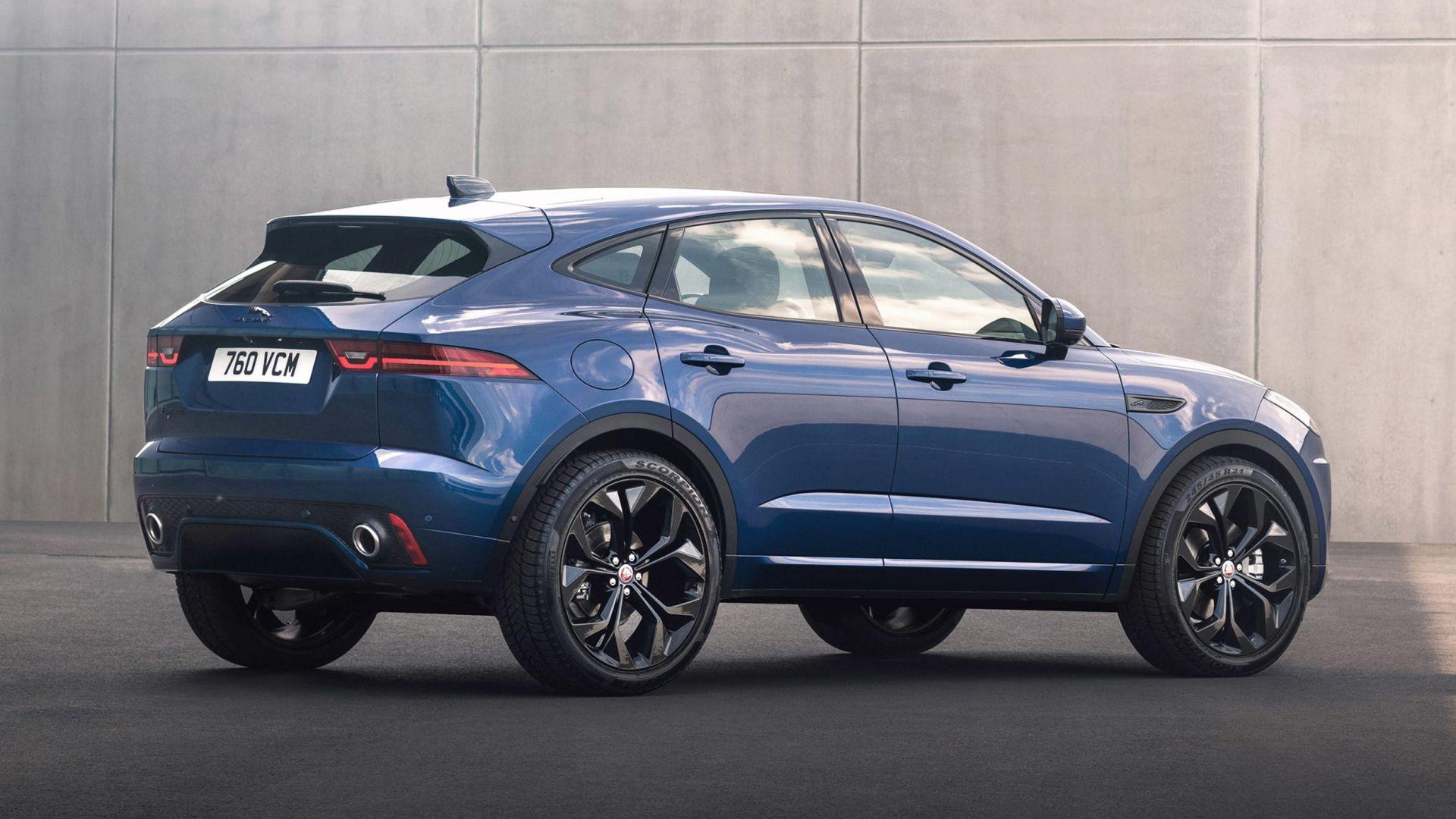 Nuova Jaguar E-Pace 2021: ora ibrida plug-in. Come cambia ...