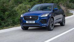 Jaguar E-Pace restyling, nuovo look e (ovvio) il plug-in hybrid - Immagine: 1