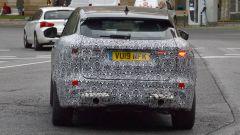 Nuova Jaguar F-Pace 2020: il posteriore