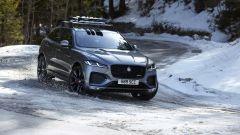 Jaguar F-Pace facelift, nuovi interni e due motori ibridi - Immagine: 13