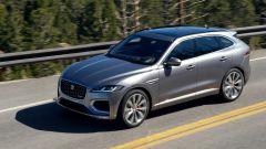 Jaguar F-Pace facelift, nuovi interni e due motori ibridi - Immagine: 15