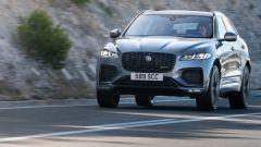 Nuova Jaguar F-Pace (2021)