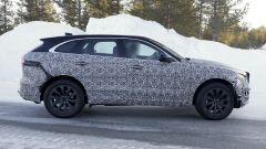 Nuova Jaguar F-Pace: il SUV inglese arriverà nel 2021