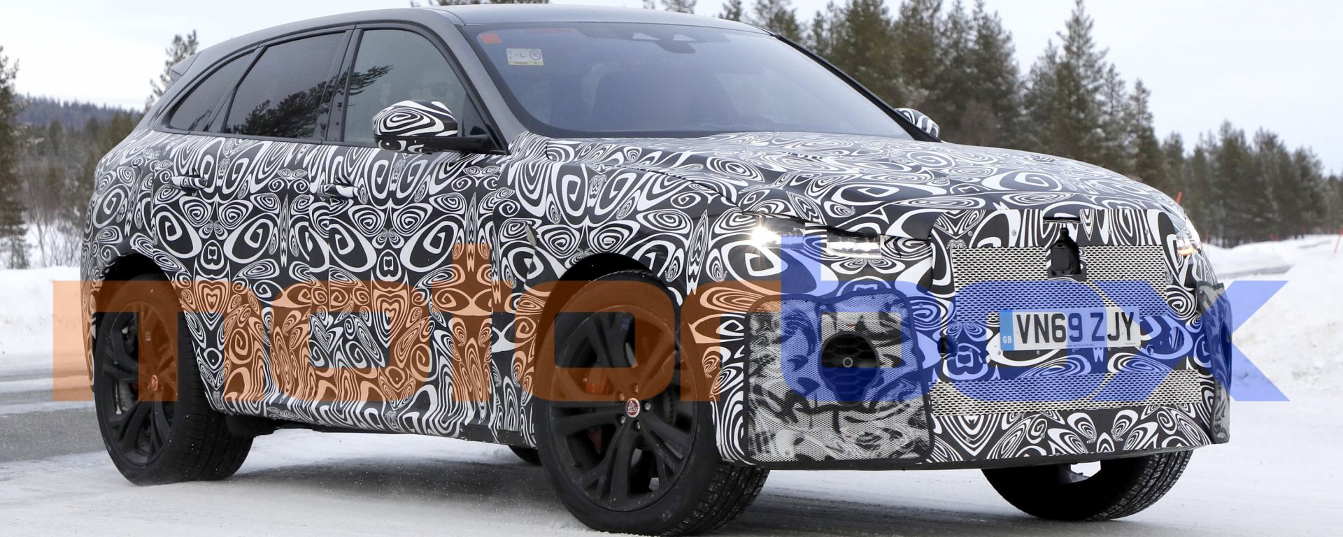 Nuova Jaguar F-Pace: il SUV inglese nel 2021