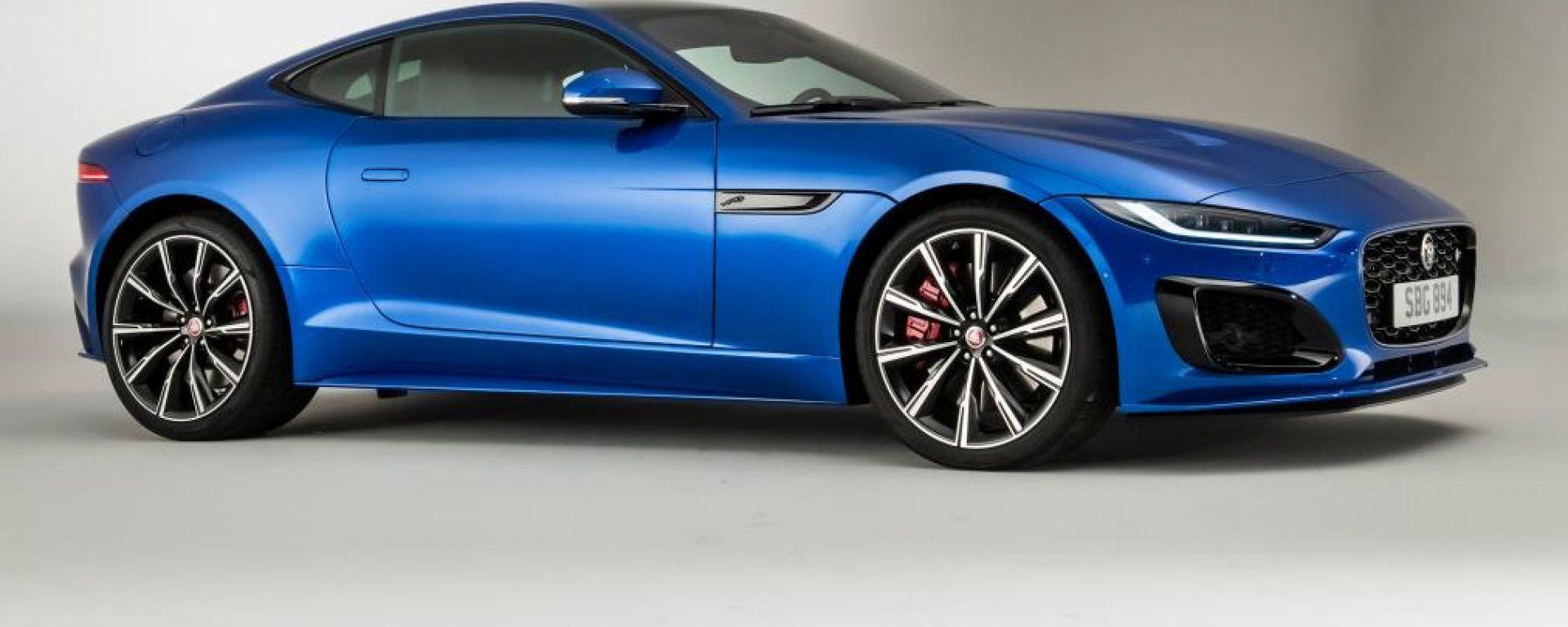 Nuova Jaguar F-Type 2020: come cambia la sportiva inglese