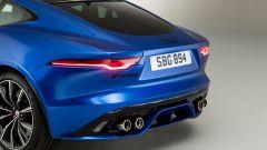 Nuova Jaguar F-Type 2020: full LED anche per i proiettori posteriori