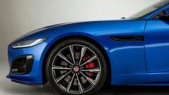 Nuova Jaguar F-Type 2020: nuovo disegno per i numerosi cerchi in lega leggera di serie e optional