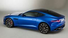 Nuova Jaguar F-Type 2020: nuovo stile davanti e dietro