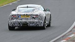Nuova Jaguar F-Type, prime foto spia. Ecco come cambia - Immagine: 6