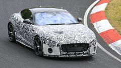 Nuova Jaguar F-Type, prime foto spia. Ecco come cambia - Immagine: 8