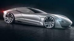 Nuova Jaguar F-Type, dal 2021 Coupé e Cabrio anche elettriche?