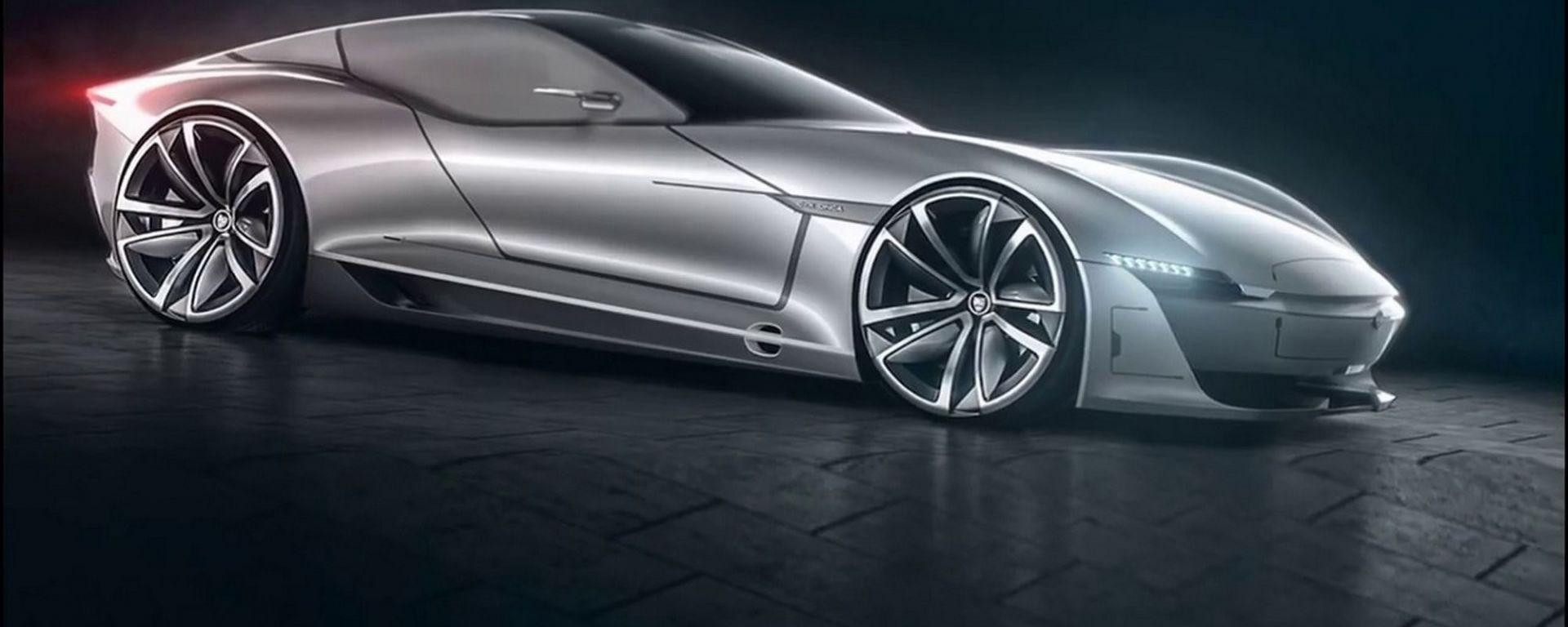 Nuova Jaguar F-Type, dal 2021 sarà anche elettrica