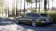 Nuova Jaguar XF Sportbrake: più sportiva e capiente - Immagine: 3