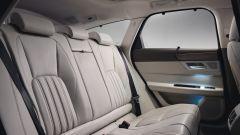 Nuova Jaguar XF Sportbrake: il divanetto posteriore