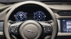 Nuova Jaguar XF Sportbrake: la strumentazione 100% digitale