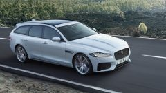 La nuova Jaguar XF Sportbrake in video