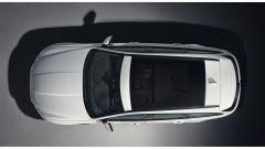 Nuova Jaguar XF Sportbrake: vista dall'alto