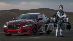 Nuova Jaguar XJR vs. Jetman - Immagine: 3