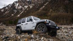 Nuova Jeep 4xe 2021: off-road estremo anche a zero emissioni
