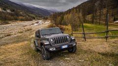 Nuova Jeep 4xe 2021: potenza combinata di 380 CV