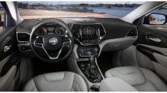 Nuova Jeep Cherokee 2019: più ricca già dalla base - Immagine: 11