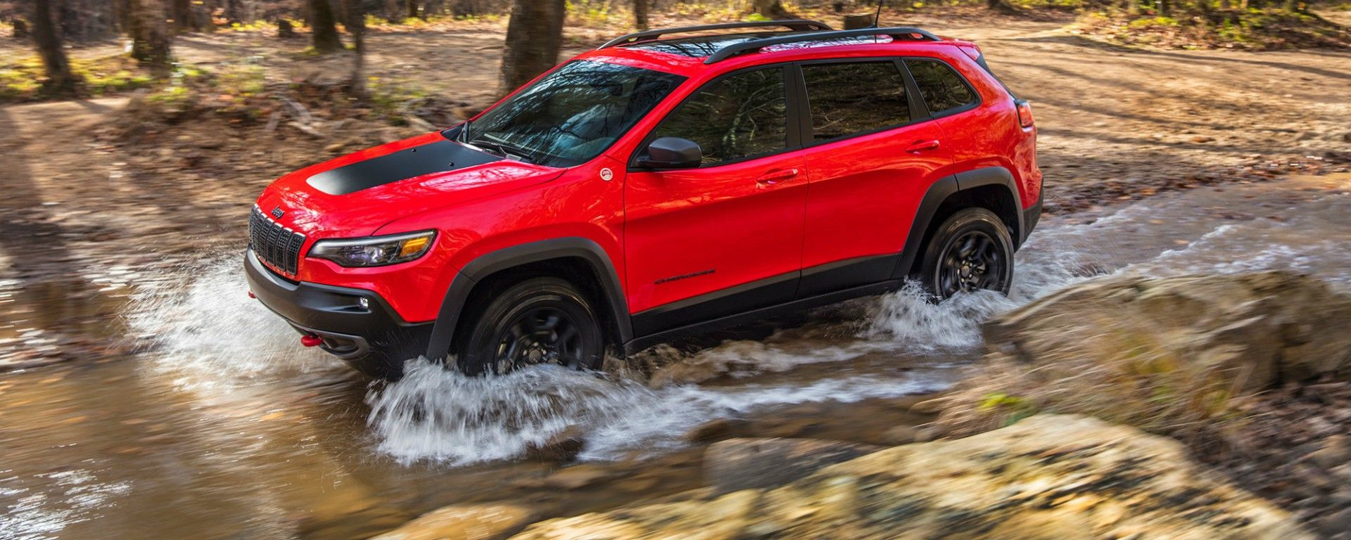 Nuova Jeep Cherokee Trailhawk