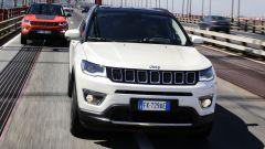Nuova Jeep Compass 2017: prova, dotazioni, prezzi - Immagine: 6