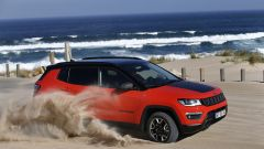 Nuova Jeep Compass 2017: prova, dotazioni, prezzi - Immagine: 20