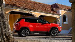 Nuova Jeep Compass 2017: prova, dotazioni, prezzi - Immagine: 21
