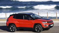 Nuova Jeep Compass 2017: prova, dotazioni, prezzi - Immagine: 22