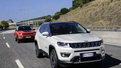 Nuova Jeep Compass 2017: prova, dotazioni, prezzi - Immagine: 26