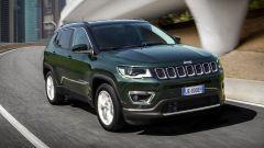 Nuova Jeep Compass 2020, via alle vendite