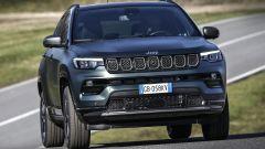 Nuova Jeep Compass 2021: la 80° Anniversario 4xe plug-in