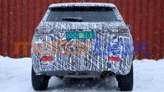 Nuova Jeep Compass 2021: la coda mostra gli ingombri del SUV