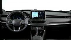 Nuova Jeep Compass 2021: la Trailhawk 4xe, i nuovi interni