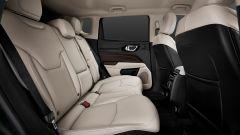 Nuova Jeep Compass 2021: la versione Limited, i sedili posteriori